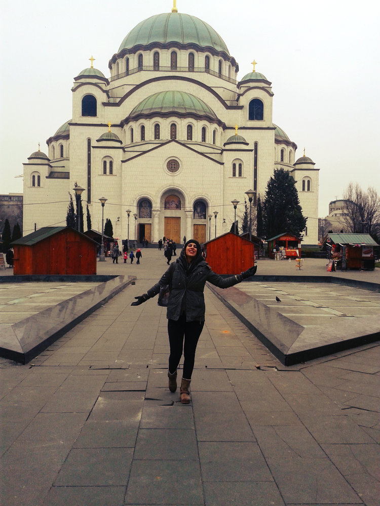 Άγιος Σάββας Βελιγράδι