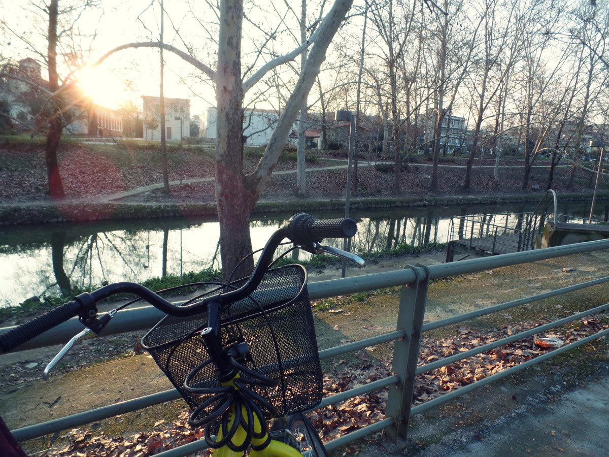 Ποδήλατο στα Τρίκαλα