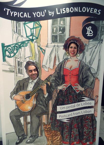 Lisbon lovers