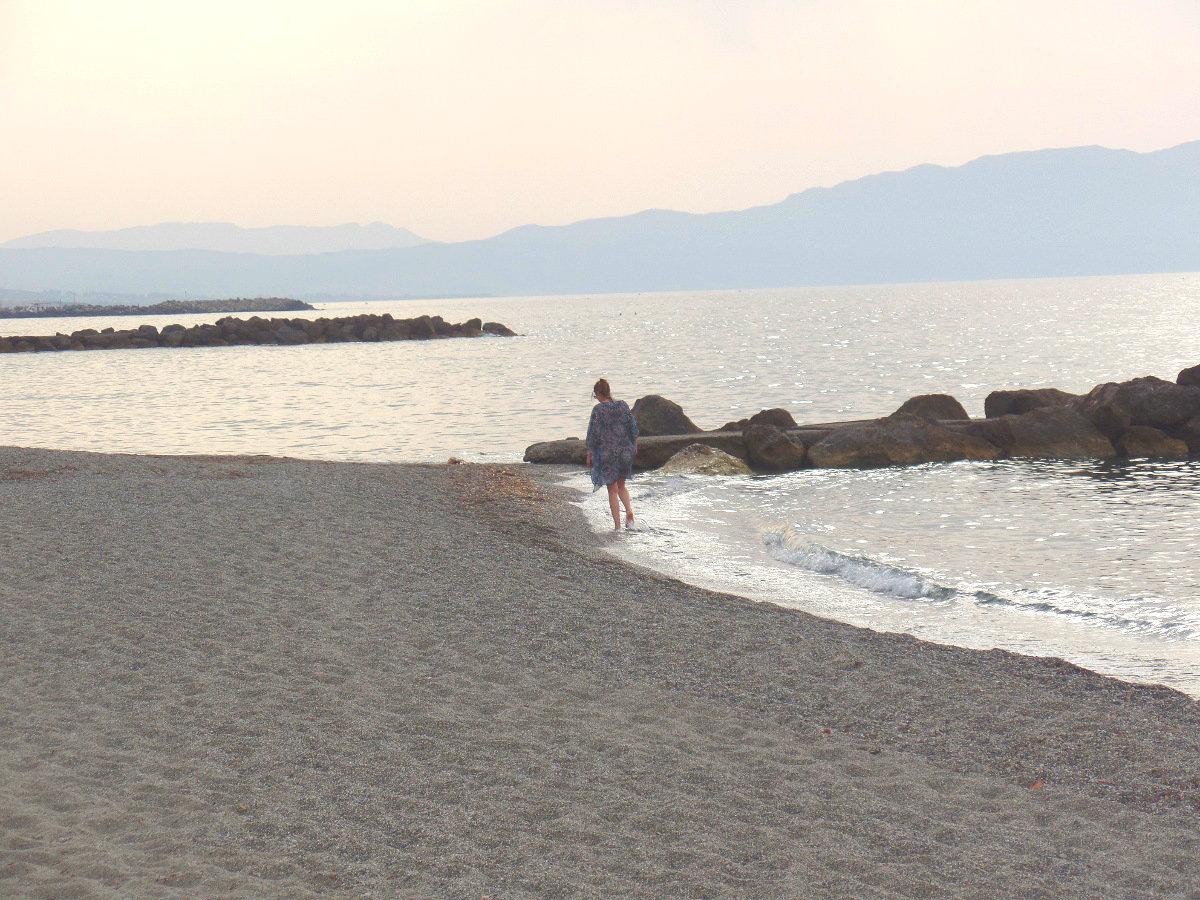 Παραλία Αγία Μαρίνα