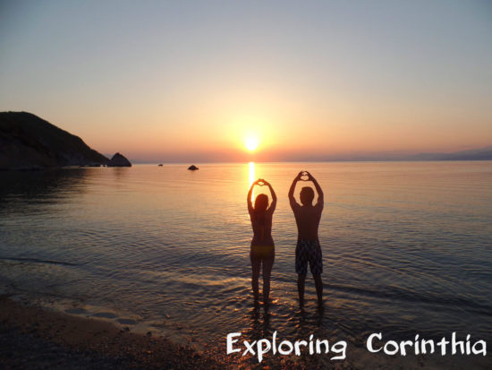 Corinthia Sunset