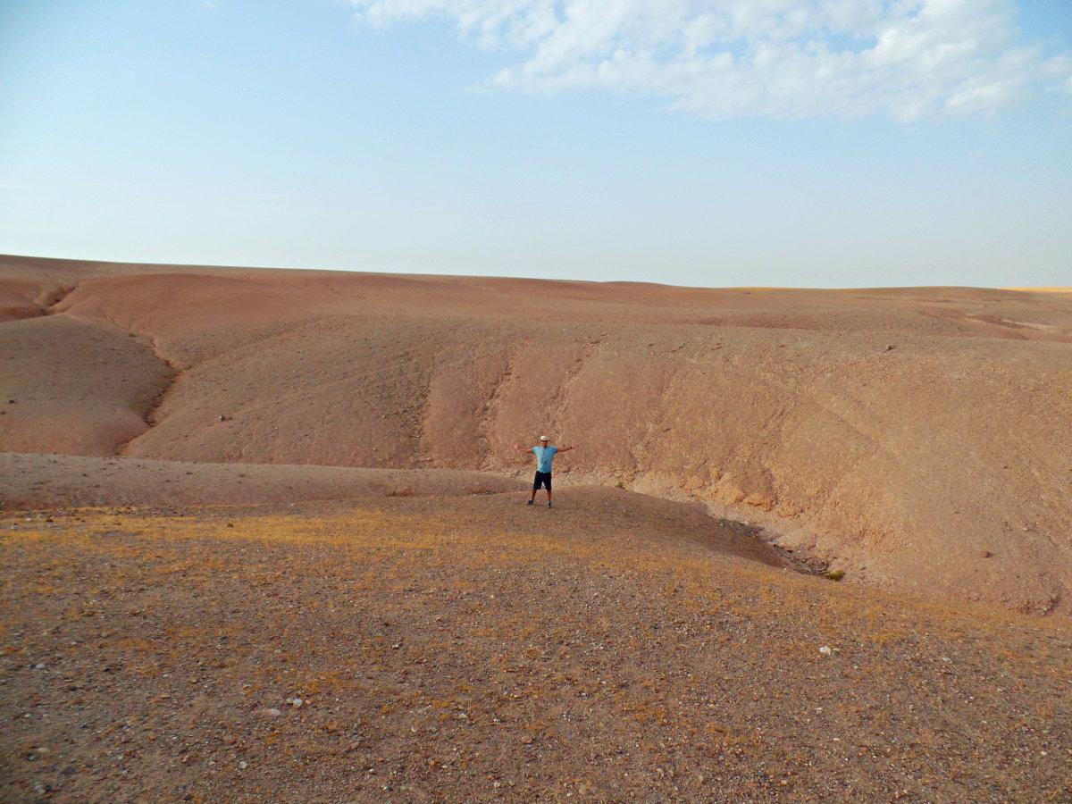Έρημος Agafay