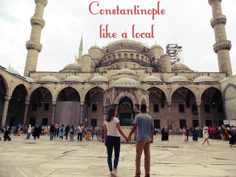 Ταξίδι Κωνσταντινούπολη