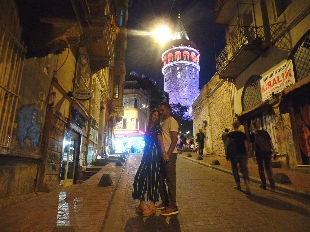 Ο Πύργος του Γαλατά