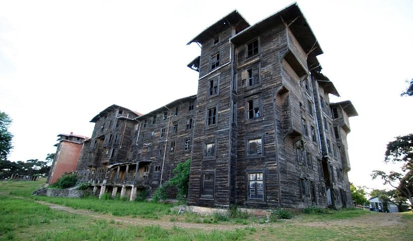 Το Παλιό Ορφανοτροφείο