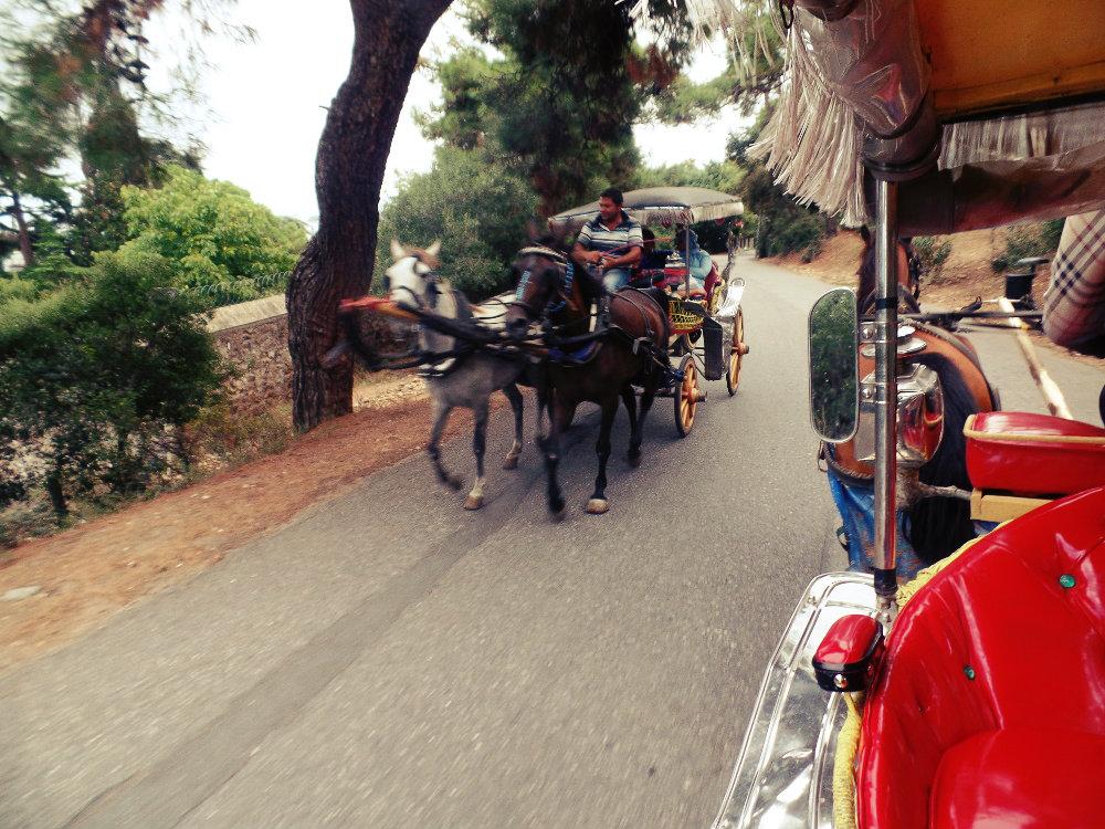 Βόλτα με άμαξα