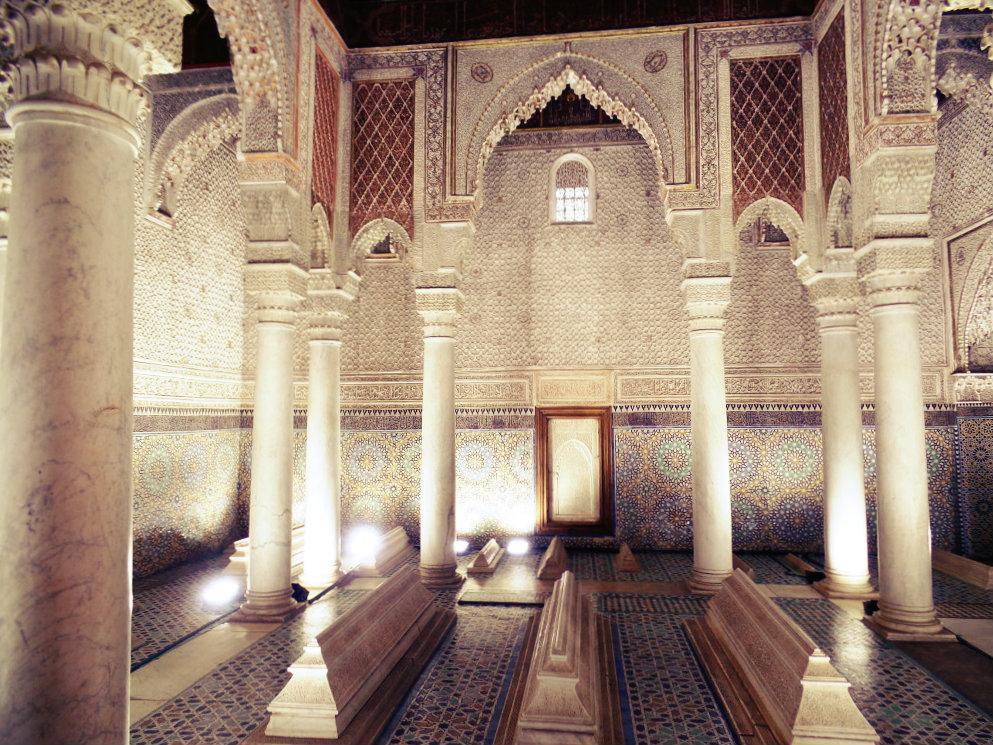 Μαυσωλείο Saadian Tombs