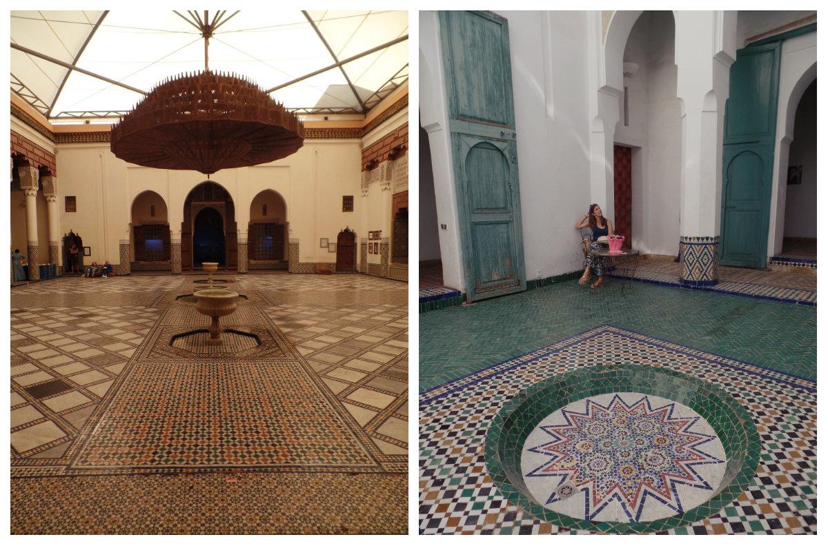 Musee de Marrakech.