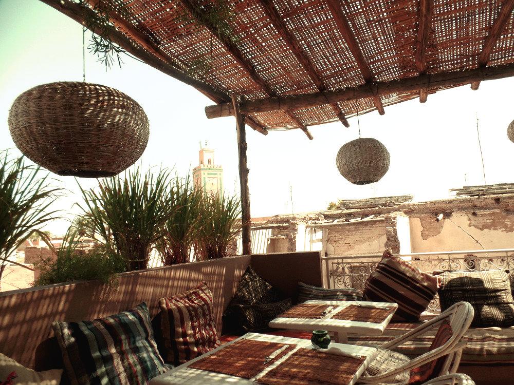 Terrace Marakkesh
