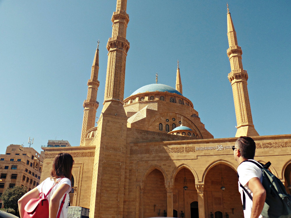 Mohamad Αl Αmin Mosque