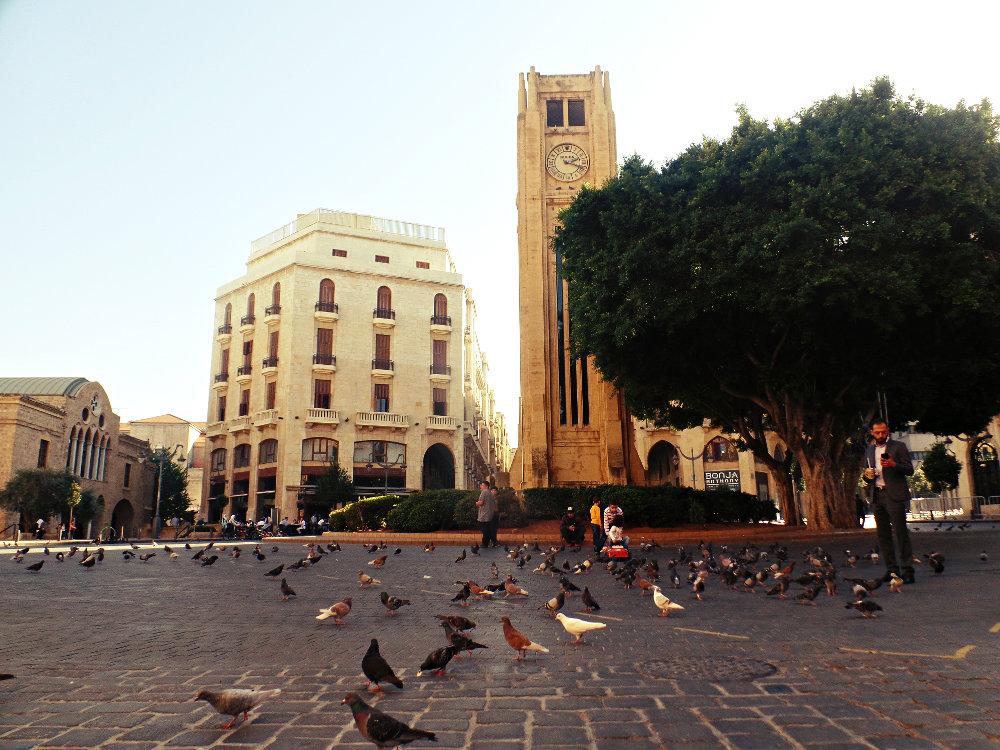 Nijmeh Square Βηρυτός