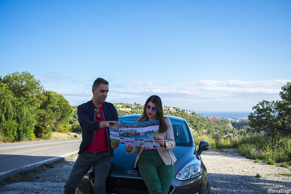 Road trip Ανδαλουσία