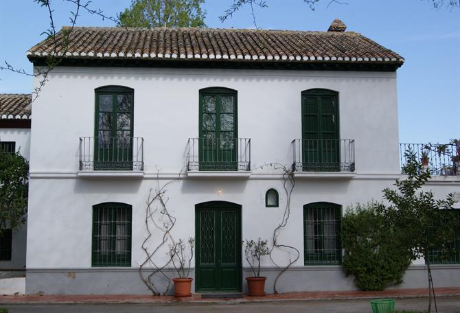 Garcia Lorka House