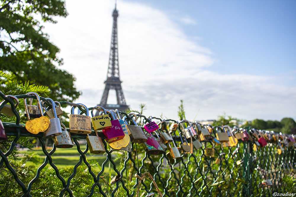 Παρίσι, πύργος του Άιφελ