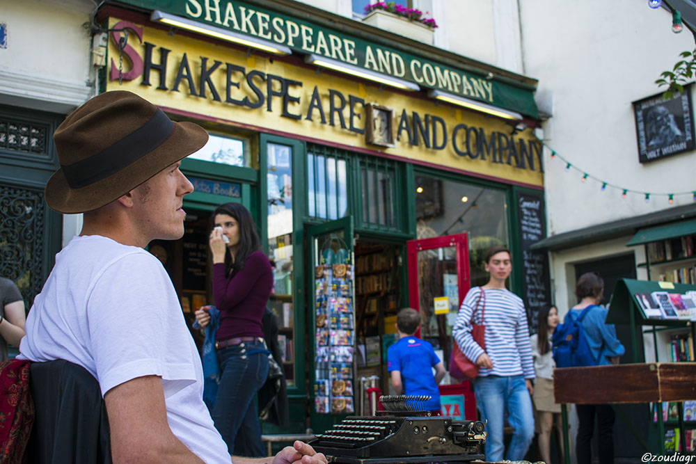 Shakespeare and Co.