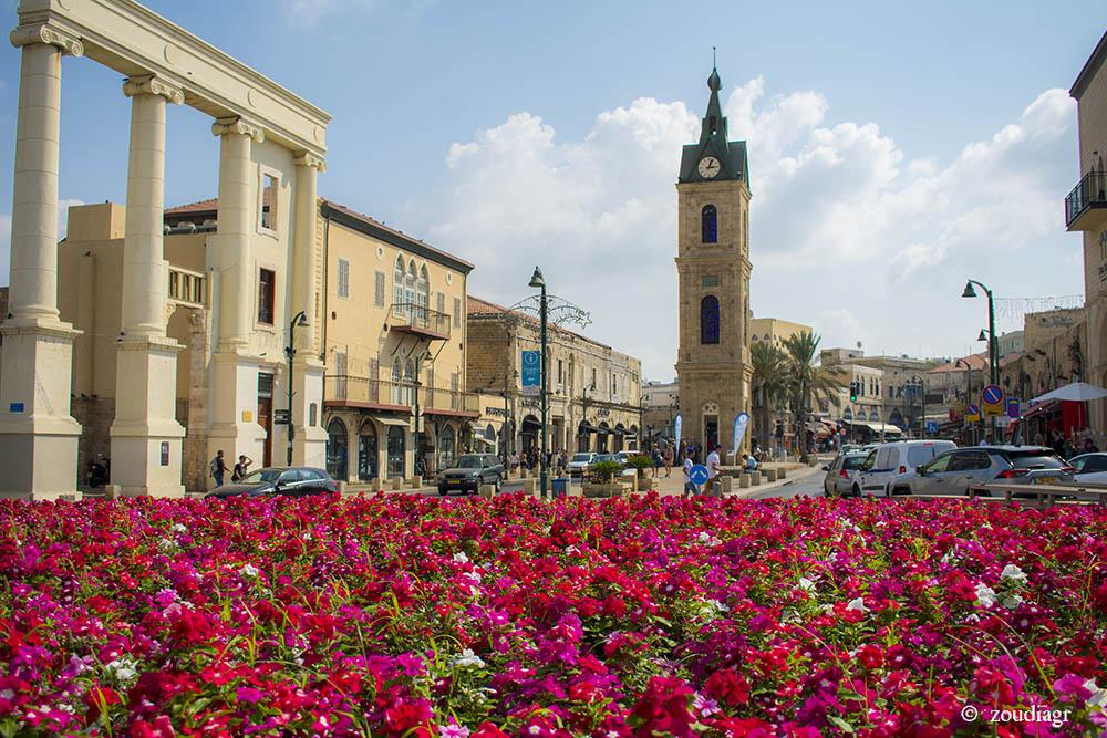 Jaffa Clock Tower ,Τελ Αβίβ