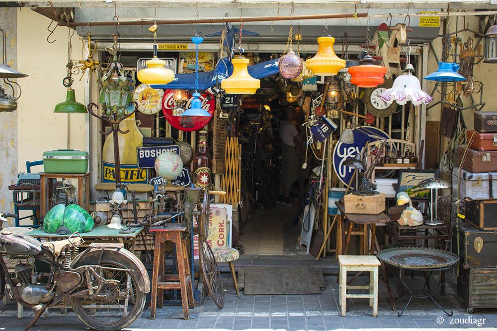 Flea Market, Τελ Αβίβ