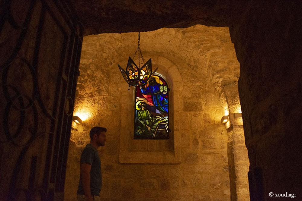 Βηθλεέμ στο κελί του Αγίου Ιερώνυμου