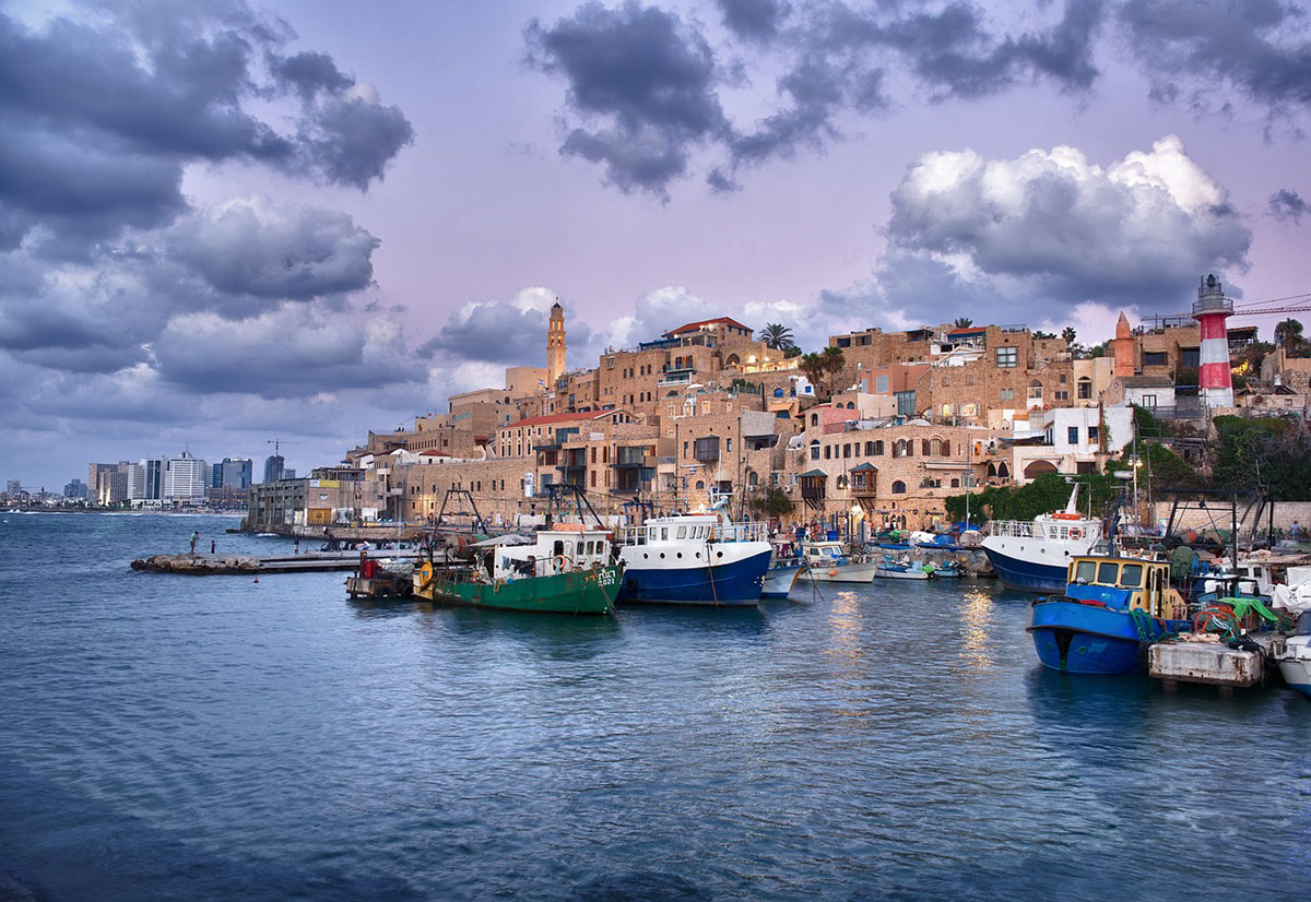 Old Jaffa - Τελ Αβίβ
