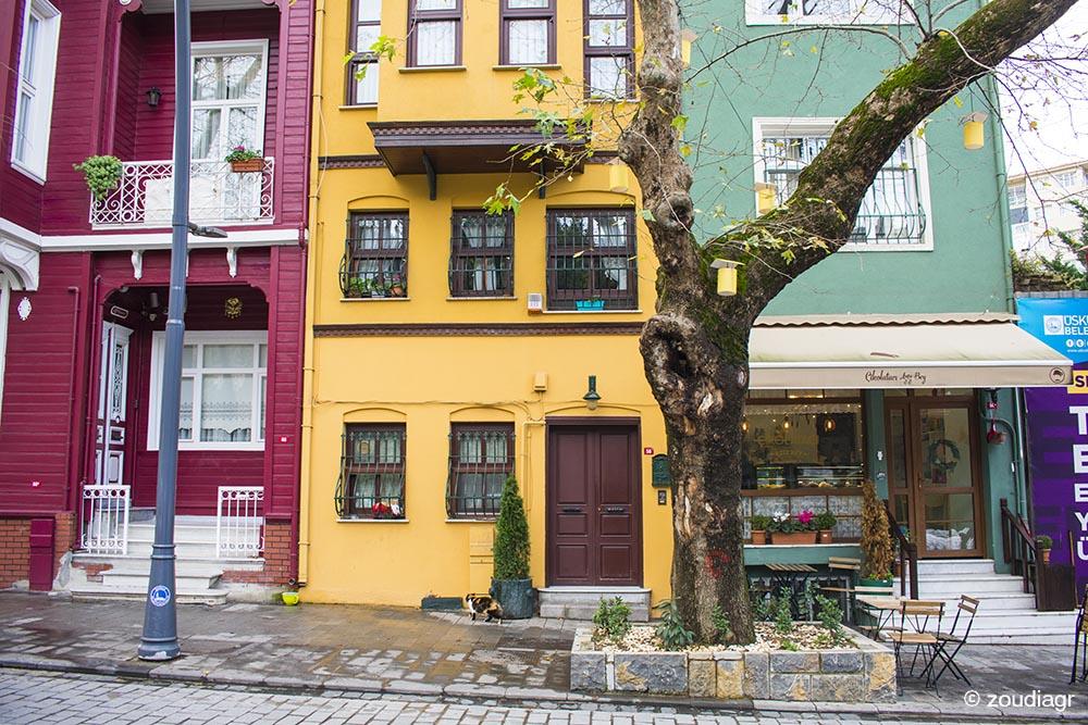 İcadiye street