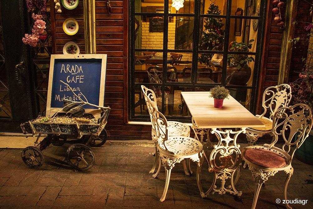 φαγητό στην Κωνσταντινούπολη