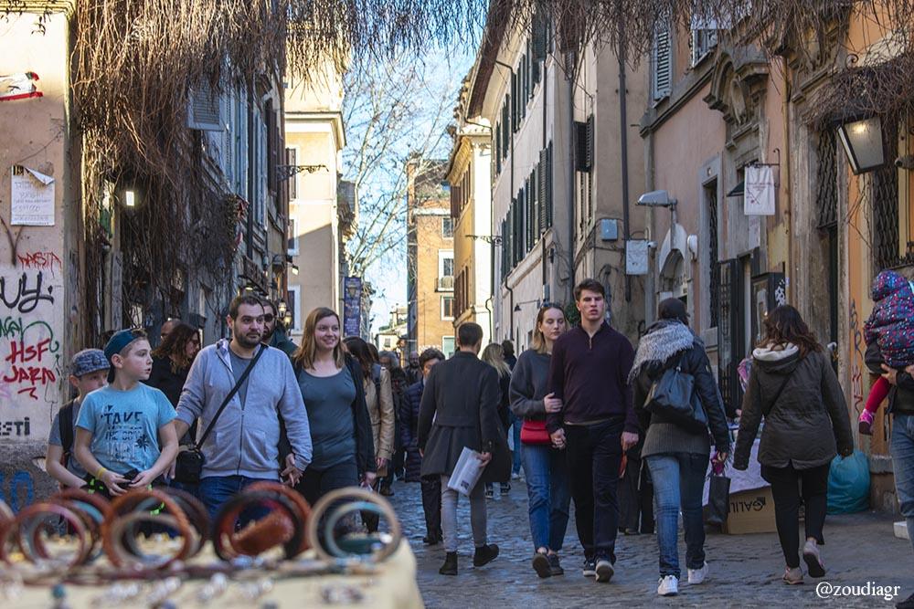 Trastevere, Ρώμη