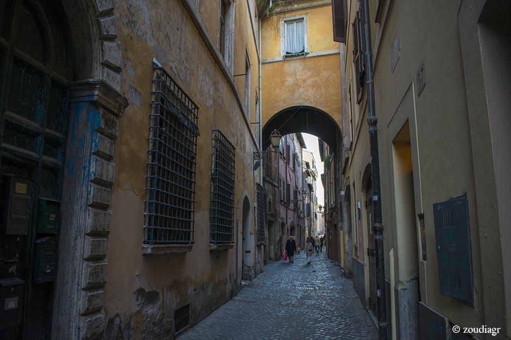 Ρώμη γειτονιά Centro Storico