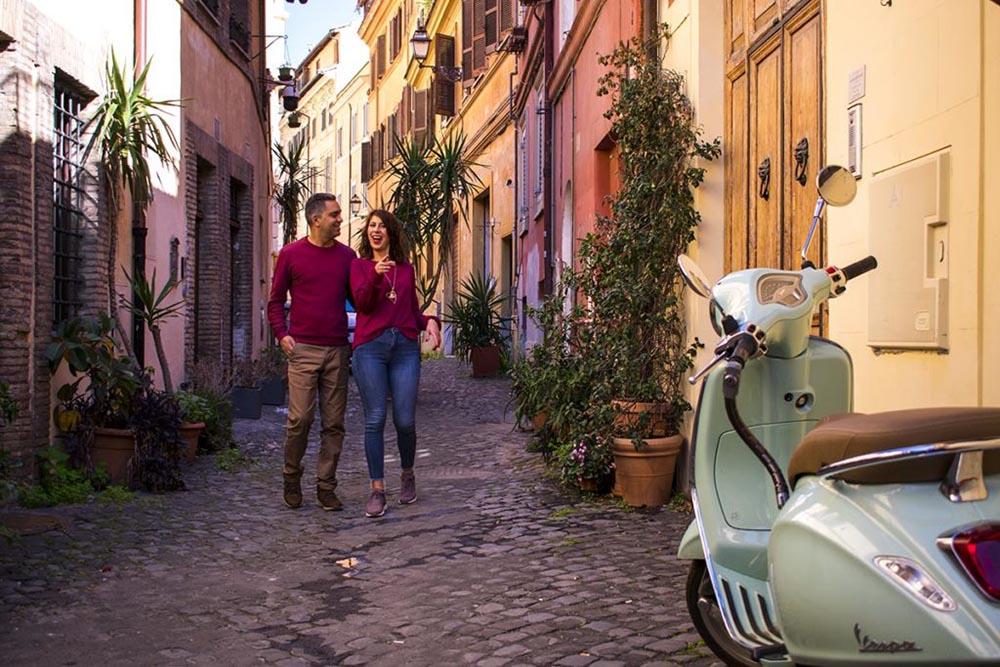 Ρώμη γειτονιές