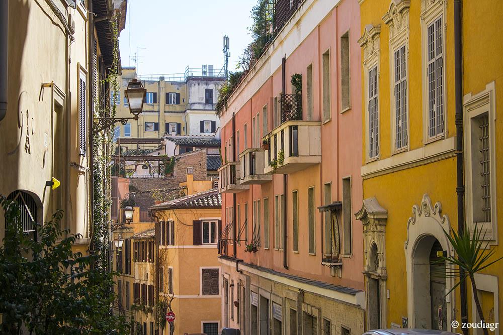 Monti - Rome