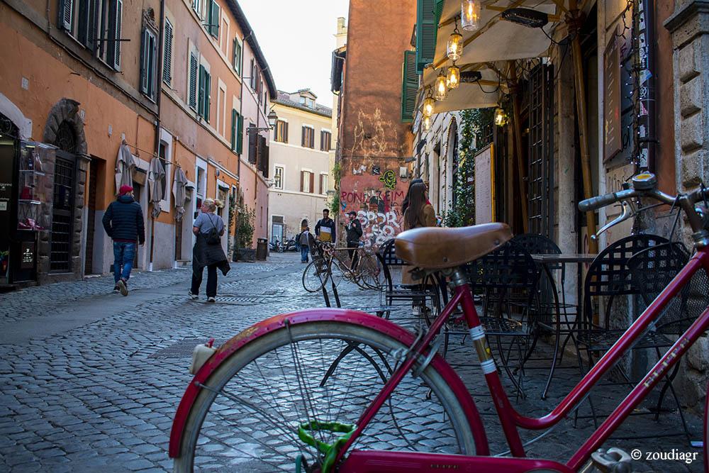 Ρώμη - Trastevere