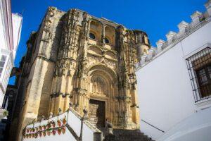 Church of Santa Maria in Arcos de la Frontera