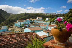 Juzcar Λευκό χωριό