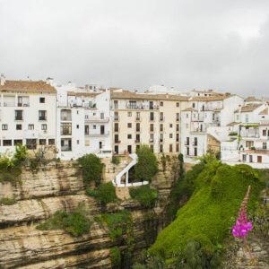 Λευκα χωριά νότια Ισπανία