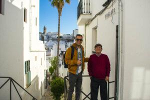 People in Vejer de la Frontera - νότια Ισπανία