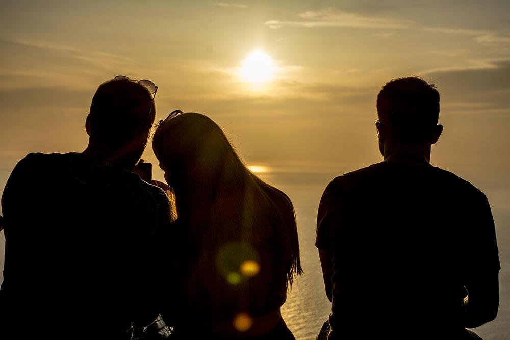 Ηλιοβασίλεμα Λευκάδα