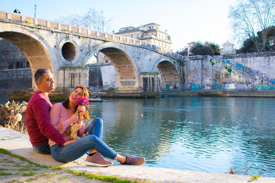 ταξιδιωτικές φωτογραφίες Τίβερης Ρώμη