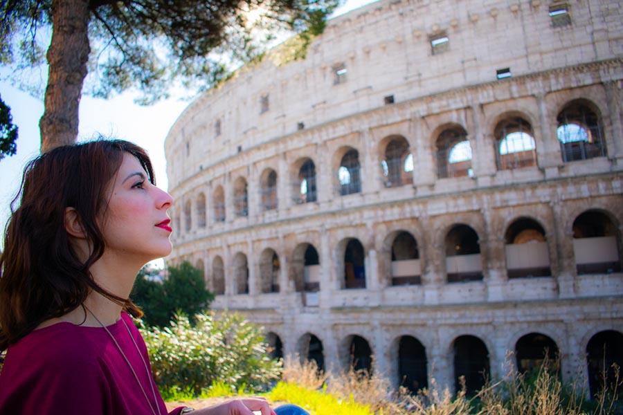 ταξιδιωτικές φωτογραφίες στη Ρώμη
