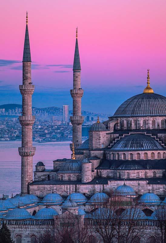 Ταξίδι ζωής Τουρκία