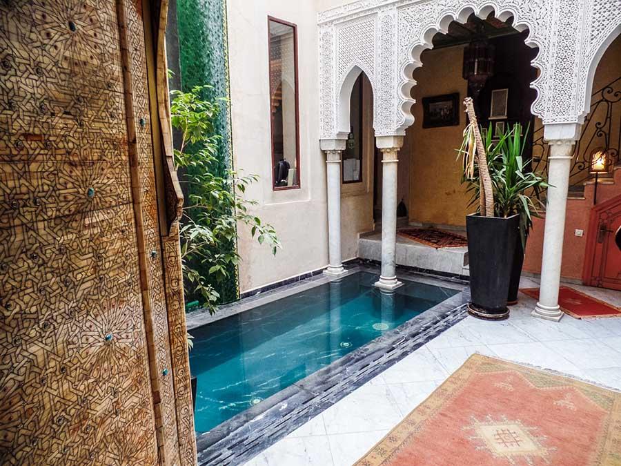 Μαρακές Riad | Ιδιαίτερο κατάλυμα